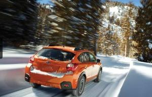 2013 Subaru XV Crosstrek Snow Ride
