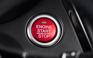 2014 honda civic push button start