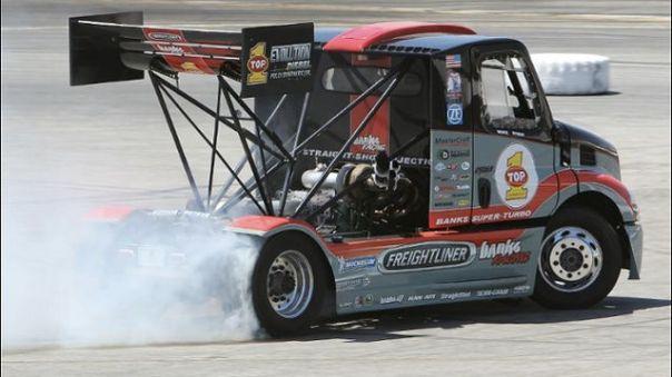 Drfit Truck