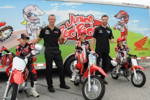 JR Red Riders